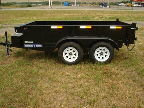 2017 Sure-Trac 5 X 10 LoPro Dump for sale in Big Timber, MT