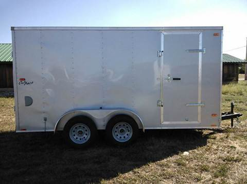 2016 Pace American 7 X 14 OutBack for sale in Big Timber, MT