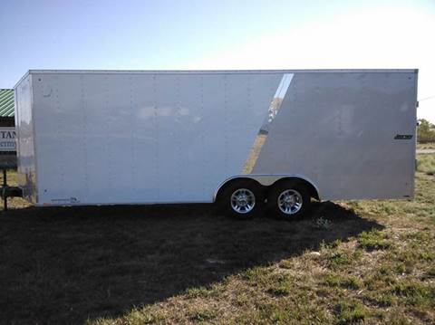 2018 Pace American 81/2 X 22 Journey Car Hauler for sale in Big Timber, MT
