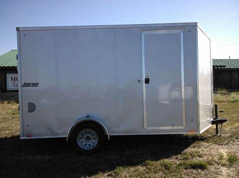 2016 Pace American 7 X 12 Journey for sale in Big Timber, MT