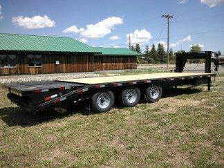2016 DCT 81/2 X 30 GN DECKOVER for sale in Big Timber, MT
