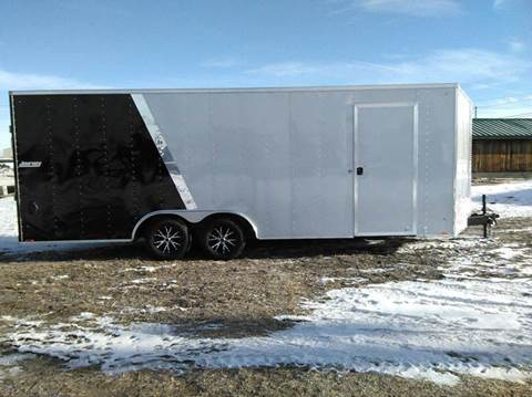 2018 Pace American Journey 81/2 x 22 for sale in Big Timber, MT