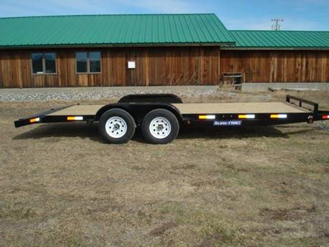 2017 Sure-Trac 7 x 20 Car Hauler for sale in Big Timber, MT