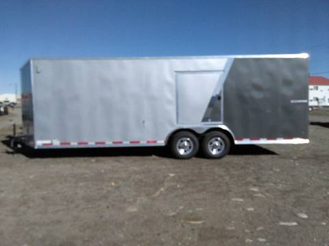 2018 Pace American CargoSport 81/2 x 24 Car Haule for sale in Big Timber, MT