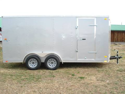 2017 Pace American 7 x 16 Outback for sale in Big Timber, MT