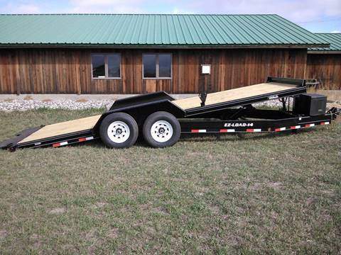 2017 DCT 7 x 22 Power Tilt Equipment for sale in Big Timber, MT