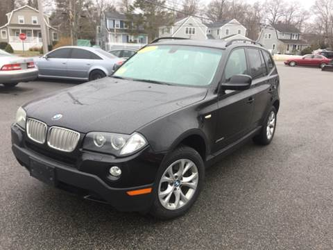 2010 BMW X3 For Sale In Scituate MA