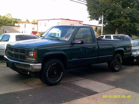 used 1998 chevrolet c/k 1500 series for sale in new jersey
