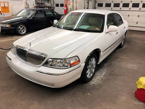 2011 Lincoln Town Car For Sale Carsforsale Com