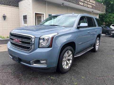 2015 GMC Yukon for sale in Cranford, NJ