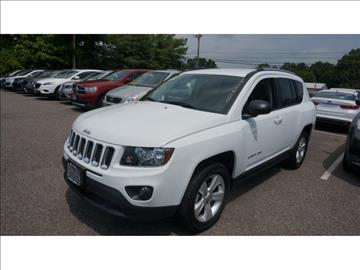 2017 Jeep Compass for sale in New Hampton, NY