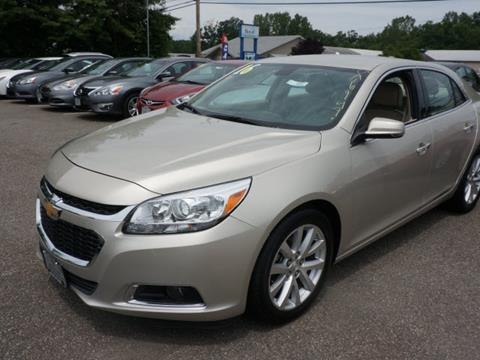 2016 Chevrolet Malibu Limited for sale in New Hampton, NY