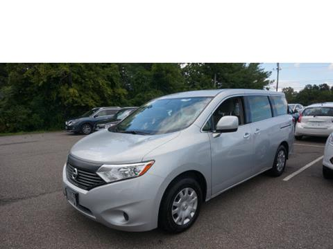 2014 Nissan Quest for sale in New Hampton, NY