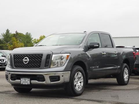 2019 Nissan Titan for sale in New Hampton, NY
