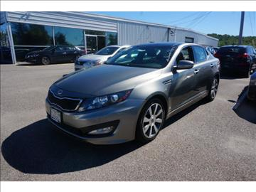 2012 Kia Optima for sale in New Hampton, NY