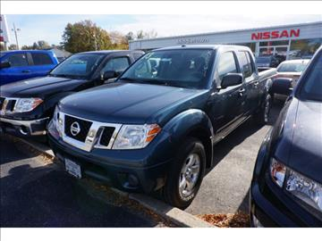2013 Nissan Frontier for sale in New Hampton, NY