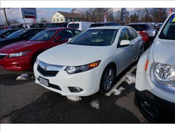 2013 Acura TSX for sale in New Hampton, NY