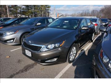 2013 Kia Optima for sale in New Hampton, NY