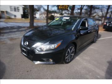 2016 Nissan Altima for sale in New Hampton, NY