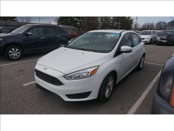 2016 Ford Focus for sale in New Hampton, NY