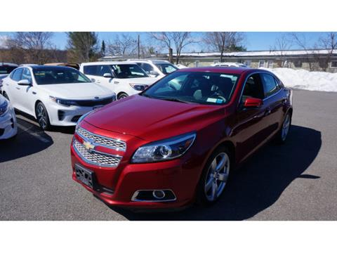 2013 Chevrolet Malibu for sale in New Hampton, NY