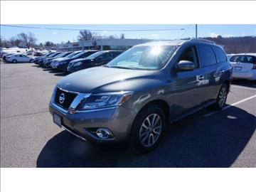 2016 Nissan Pathfinder for sale in New Hampton, NY