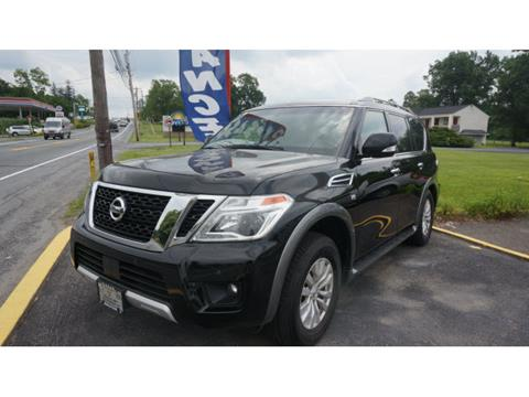 2017 Nissan Armada for sale in New Hampton, NY