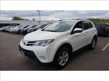 2014 Toyota RAV4 for sale in New Hampton, NY