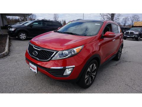 2011 Kia Sportage for sale in Warwick NY