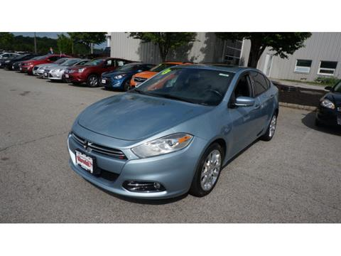 2013 Dodge Dart for sale in Warwick NY