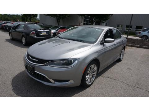 2016 Chrysler 200 for sale in Warwick, NY