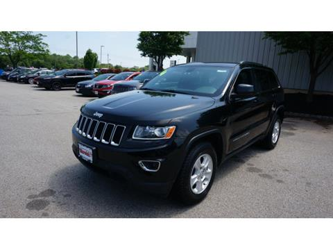 2014 Jeep Grand Cherokee for sale in Warwick NY