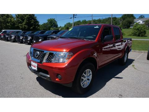 2016 Nissan Frontier for sale in Warwick NY