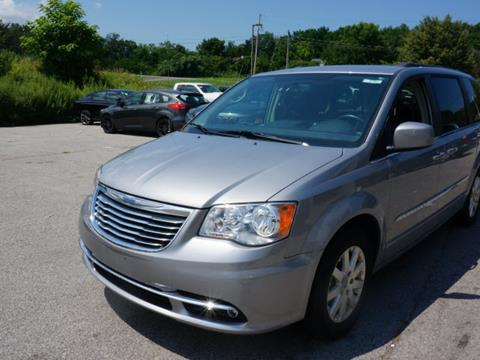 2015 Chrysler Town and Country for sale in Warwick NY