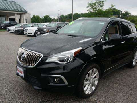2016 Buick Envision for sale in Warwick, NY