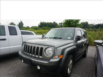 2012 Jeep Patriot for sale in Warwick, NY