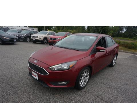 2015 Ford Focus for sale in Warwick NY