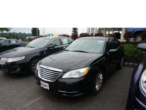 2012 Chrysler 200 for sale in Warwick NY