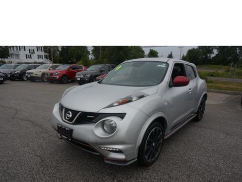 2013 Nissan JUKE for sale in Warwick NY