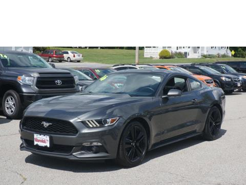 2016 Ford Mustang for sale in Warwick NY