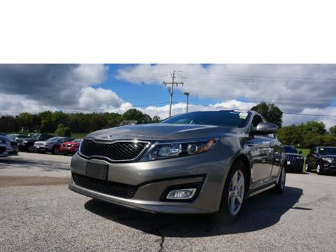 2015 Kia Optima for sale in Warwick NY