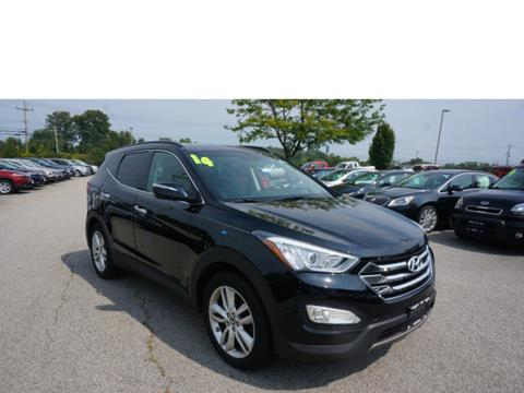 2014 Hyundai Santa Fe Sport for sale in Warwick NY