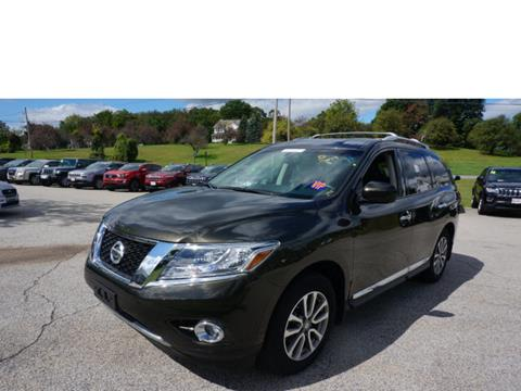 2015 Nissan Pathfinder for sale in Warwick NY