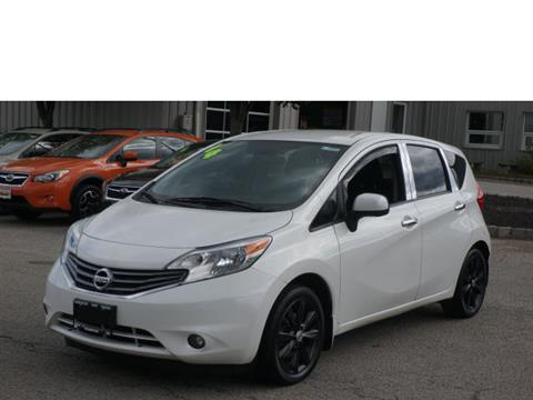 2014 Nissan Versa Note for sale in Warwick NY