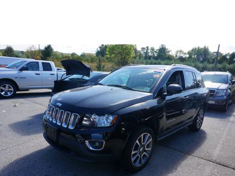 2015 Jeep Compass for sale in Warwick NY