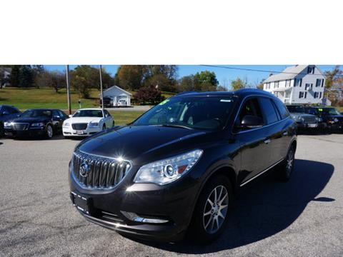 2015 Buick Enclave for sale in Warwick NY