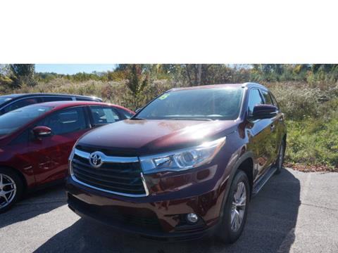 2015 Toyota Highlander for sale in Warwick NY