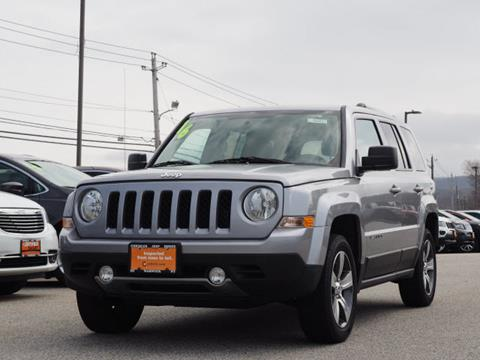 2016 Jeep Patriot for sale in Warwick, NY