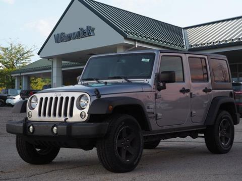 2018 Jeep Wrangler Unlimited for sale in Warwick, NY