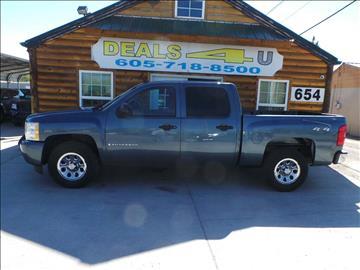2008 Chevrolet Silverado 1500 for sale at DEALS 4U in Rapid City SD